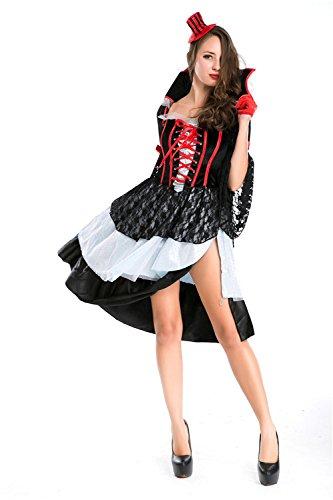 Uniformen Thema Partei Kostüm - LLY Cosplay Kostüm Halloween-Kostüm Thema-Partei-Rollen Uniformen Versuchung