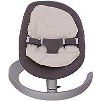 Cuna Silla Mecedora Comfort Bed Shaker Cama Silla Ultra-Quiet Tela De Algodón Cubierta