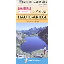 HAUTE-ARIEGE  1/50.000