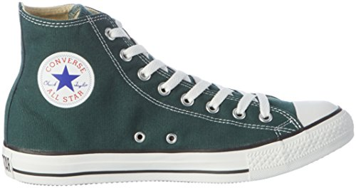 CONVERSE Chuck Taylor All Star Seasonal Ox, Unisex-Erwachsene Sneakers Grün