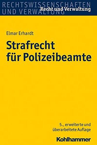 Strafrecht Fur Polizeibeamte Cover Image