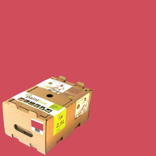 paintbox-120383l-pintura-para-interior-color-rojo