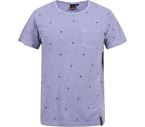 Icepeak Logan T-Shirt Herren hell grau Größe L 2019 Kurzarmshirt