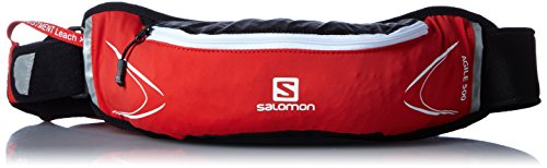 Imagen de salomon agile 500 belt  , color rojo, talla única alternativa