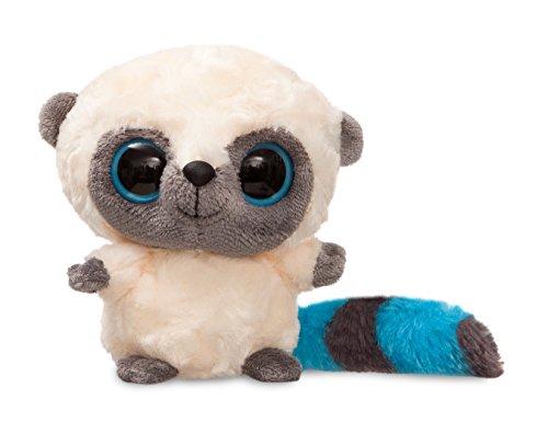 Aurora 13003 Yoohoo - Lémur de Peluche (12,5cm), Color Azul