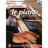 Je débute le Piano + CD / Hit Diffusion