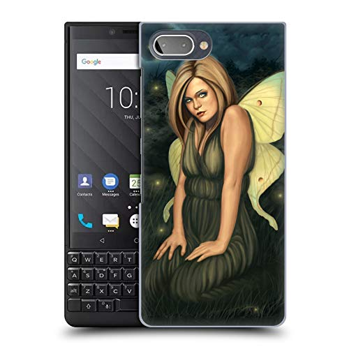 Head Case Designs Offizielle Tiffany Tito Toland-Scott Luna Mootte Schmetterling Feen Ruckseite Hülle für BlackBerry KEY2
