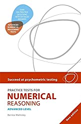 Succeed at Psychometric Testing: Practice Tests for Numerical Reasoning: Advanced level