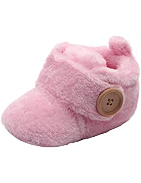 Covermason Neugeborene Baby Schuhe Weiche Sohle Prewalker Warm Stiefel
