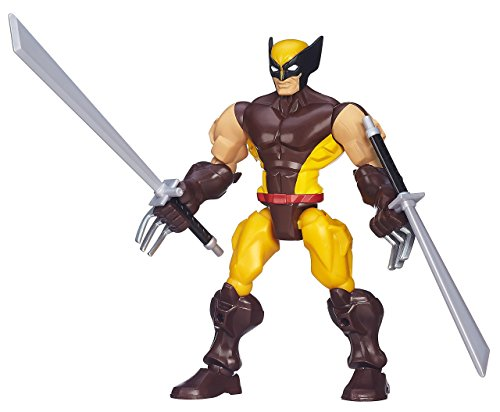 Marvel – Super Hero Mashers – Wolverine – Figurine à Assembler