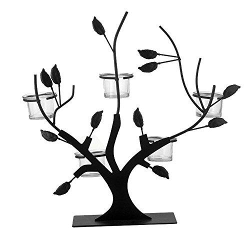 chzll ramo candlestick decorazione, europeo ornamenti