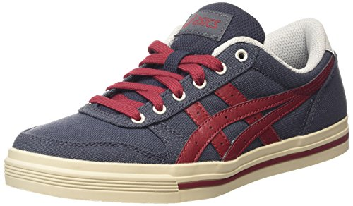 Asics - Aaron, Zapatillas Hombre, Multicolor (Indian Ink/burgundy), 42