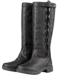 Harry Hall botas Wellington, color Gris - gris oscuro, tamaño talla 6