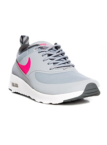 Nike Air Max Thea (Gs), Chaussures de Running Entrainement Fille, Gris