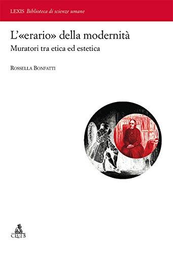 L'«erario» della modernità. Muratori tra etica ed estetica