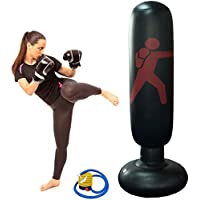 Tapis de Combat Focus Strike Kick-Boxing id/éal pour MMA Rainnao Pad de Mur de Boxe en PU Noir Muay Thai Sac de Boxe Mural