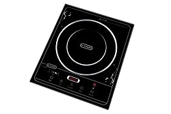 V Guard VIC-1000 2000-Watt Induction Cooktop (Black)