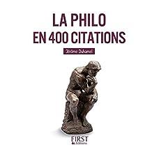 Petit livre de - La Philo en 400 citations