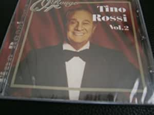 tino rossi rouge et or