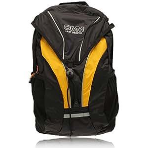 OMM Last Drop 10L Backpack-Yellow Black