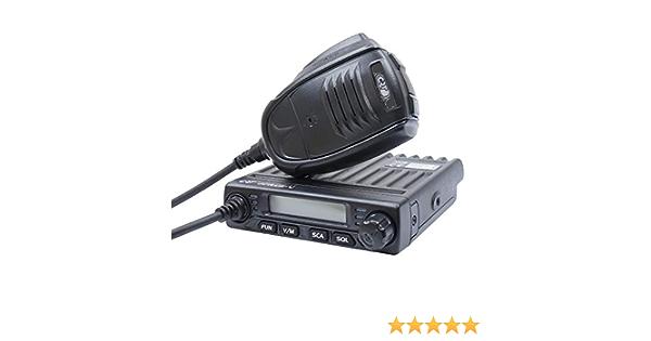 Cb Radio Uhf Crt Space U 400 470 Mhz For Pc Navigation Car Hifi