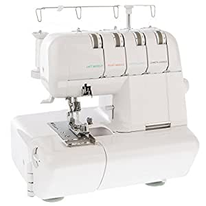 Levivo machine coudre surjeteuse no1 avec syst me 4 for Machine a coudre 70 euro