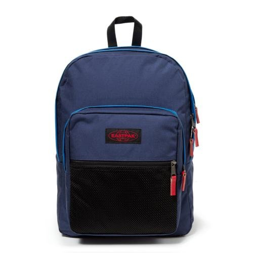 Eastpak Pinnacle Zaino, 38 Litri, Multicolore (Combo Blue)