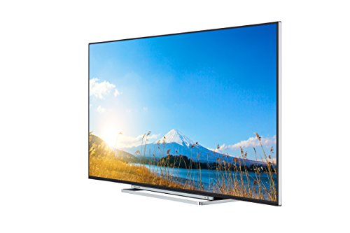 Toshiba 49U5766DB 49-Inch 4K Ultra HD Smart LED WLAN TV with Freeview Play - Black (2017 Model)