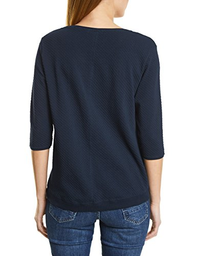 Cecil Damen Sweatshirt Blau (Deep Blue 10128)