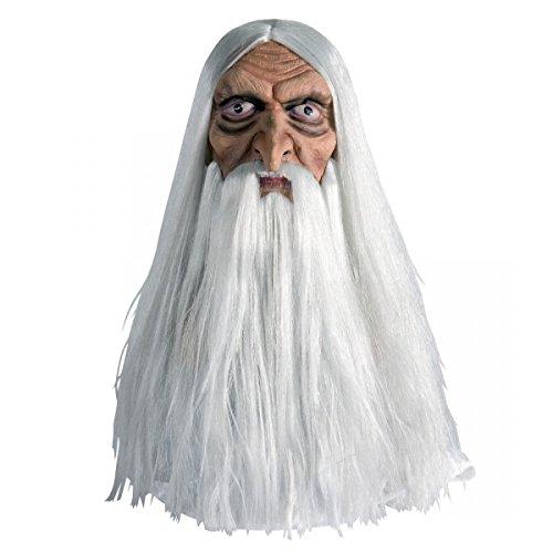 Zauberermaske Merlinmaske (Am Kostüm Zwei Besten Gesicht)