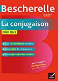 Bescherelle La conjugaison pour tous (Grand public) - Format Kindle - 9782401056527 - 6,99 €