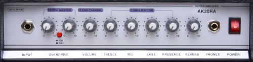 Soundking AK20-RA Gitarrencombo 2-Kanal, 60 Watt - 5