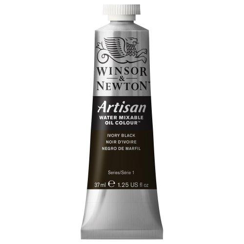 winsor-newton-artisan-37ml-water-mixable-oil-colour-tube-ivory-black