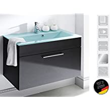 suchergebnis auf f r glas waschbecken mit unterschrank. Black Bedroom Furniture Sets. Home Design Ideas