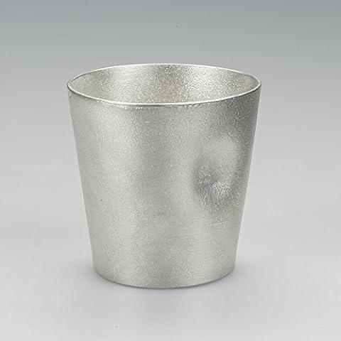 NOUSAKU Tumbler NAJIMI Japanese Handmade Craft Artifact sakè Bicchiere da tè, idea regalo
