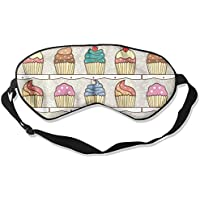 Cute Cupcake Stand 99% Eyeshade Blinders Sleeping Eye Patch Eye Mask Blindfold For Travel Insomnia Meditation preisvergleich bei billige-tabletten.eu