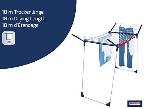 LEIFHEIT Pegasus 180 Classic Floor - Secadora de ropa