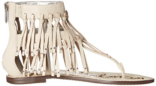 Sam Edelman Womens Griffen Gladiator Sandal Modern Ivory