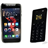 Captcha X1 4G Dual Sim Android Smartphone With M5 Mini Pocket Size Low Radition Multimedia Mobile