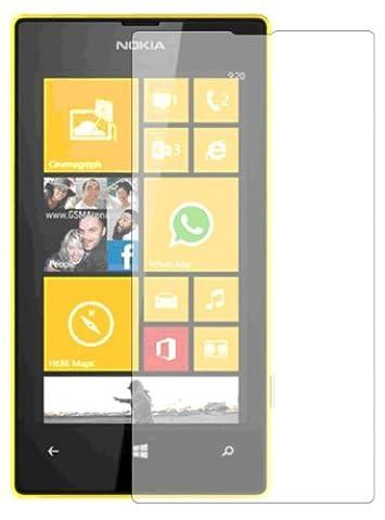 Ecran Tactile Lumia 520 - 3 x Membrane Films de protection d'écran