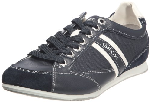 Geox U ANDREA ART.P Herren Sneakers Blau (C4007DK BLUE)
