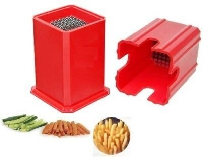 Gooseberry Potato Cutter Maker Press for - French Fries - Finger Chips Maker - Home  available at amazon for Rs.134
