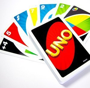 UNO Card Game (108 Playing Cards)