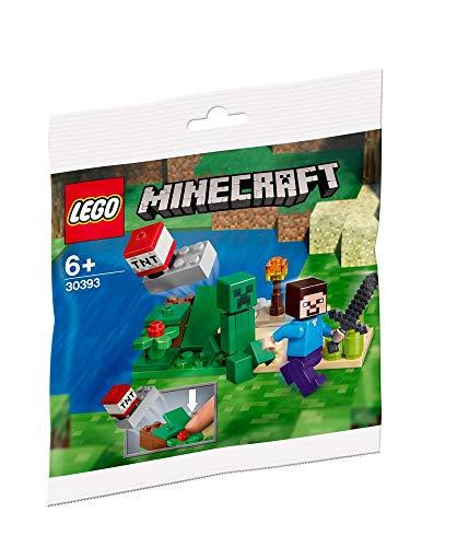 Lego Minecraft 30393 - Steve und Creeper Set
