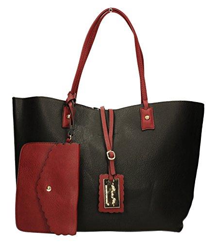 swankyswans-nina-large-reversible-tote-handbag-sacs-portes-epaule-femme-noir-noir-bordeaux-l