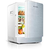JF 12V/220V Mini refrigerador 20L de una Sola Base de Doble Núcleo de Coche