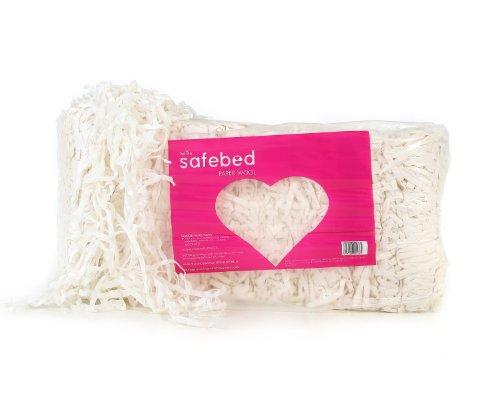 Petlife Safebed Papierwolle Nistmaterial für Kaninchen, 10kg