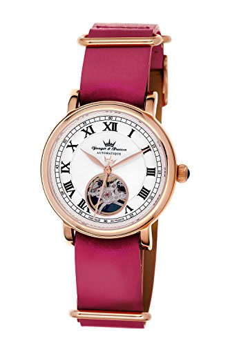 YONGER&BRESSON Automatique Women's Watch YBD 2018-SN10