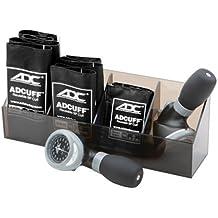ADC 705GPK-BK Multikuf 705 - Kit de práctica general multicuff con 804 palmas aneroide