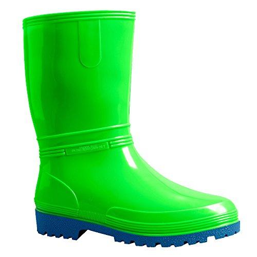 Stivali Di Gomma Demar Rainboots Rainny Verde Chiaro